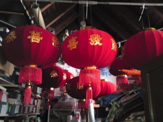Requisiten mieten & vermieten - China Lampions, Lampions, China, chinesisch, Asia, Asien, Dekoration, Japan, Lampe, Event, Messe, Veranstaltung, leihen in Kamp-Bornhofen