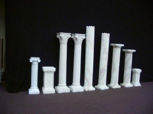 Kulissen mieten & vermieten - Griechische Säulen, Säulenstumpf, Stumpf, Griechenland, griechisch, Säulen, Säule, Tempel, Antik, Tempelsäule in Kamp-Bornhofen