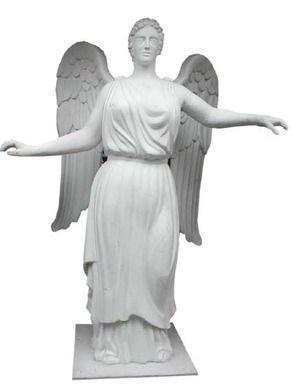 Dekofiguren mieten & vermieten - Engel Figur, Engelfigur, Engel, Figur, Barock, Engelsfigur, Dekoration, Engelsflügel, Heilig, Event, Messe in Lahnstein