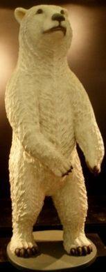Dekofiguren mieten & vermieten - Eisbär Polar Figur, Eisbär, Figur, Eis, Polarbär, Schnee, Nordpol, Pol, Polar, Eskimo, Inuit, Dekoration, Winter, Event in Lahnstein
