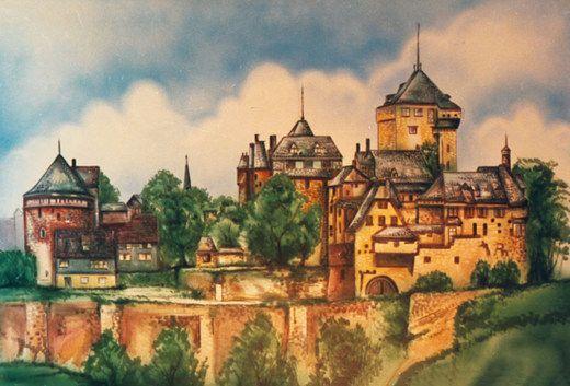 Dekorationsservice mieten & vermieten - Bergische Schloss Burg Kulisse, Kulisse, Schlosskulisse, Schloss, Burg, Bergisch, Event, Messe, Veranstaltung, leihen in Kamp-Bornhofen