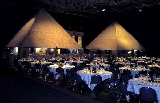 Dekorationsservice mieten & vermieten - Ägypten Pyramiden, Ägypten, Pyramiden, Sphinx, ägyptisch, Dekoration, Ägypten Deko, Event, Messe, Veranstaltung, leihen in Lahnstein
