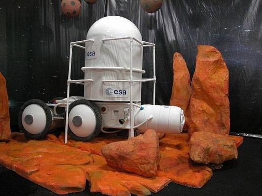 Dekorationsservice mieten & vermieten - Weltraum Marslander, Marslander, NASA, Mars, Weltraum, Raumfahrt, Raumschiff, Raumforschung, Weltall, Universum, All in Lahnstein