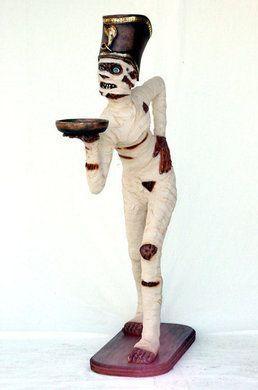 Dekorationsservice mieten & vermieten - Ägypten Mumien Figur, Mumie, Äqypten, Pyramide, Figur, Dekoration, ägyptisch, Sphinx, Event, Messe, Veranstaltung in Lahnstein