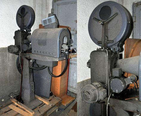 Dekorationsservice mieten & vermieten - 60er Jahre Film Maschine, 60er Jahre, Film, Film Maschine, Maschine, Kino, Hollywood, Movie, Kino, Event, Messe in Kamp-Bornhofen