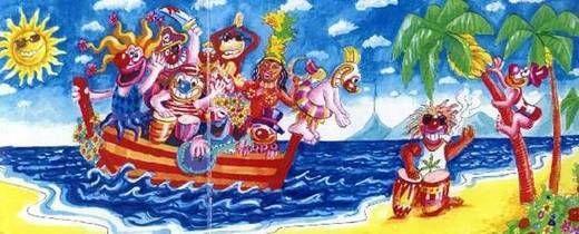 Dekorationsservice mieten & vermieten - Karneval Riverboot Kulisse, Karneval, Carneval, Kulisse, Riverboot, Boot, Fasching, Fassenacht, Fassnacht, Dekoration in Kamp-Bornhofen