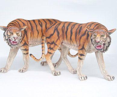 Dekorationsservice mieten & vermieten - Tiger Figur, Tiger, Figur, Wildkatze, Raubkatze, Großkatze, Afrika, Dschungel, Savanne, afrikanisch, Zoo, Zirkus in Lahnstein