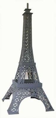 Dekorationsservice mieten & vermieten - Eiffelturm, Paris, Wahrzeichen, Frankreich, Stadt der Liebe, France, Dekoration, Event, Messe, Veranstaltung, leihen in Kamp-Bornhofen