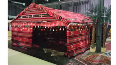 Dekorationsservice mieten & vermieten - Berberzelt / Orientalisches Zelt  in Lahnstein