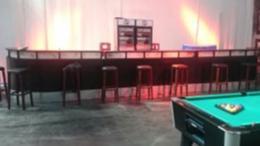 Dekorationsservice mieten & vermieten - Beleuchtete Bar Theke, LED, Bar, Theke, Tresen, Cocktailbar, beleuchtet, Kneipe, Ausschank, Dekoration, leihen, mieten in Lahnstein