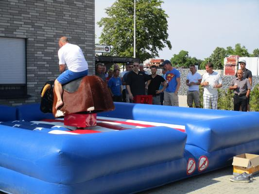 Bullriding mieten & vermieten - Bullriding / Rodeo Bulle in Kamen