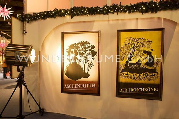 Kulissen mieten & vermieten - 100 Filmscheinwerfer Nostalgie; einmalig, WUNDERRÄUME GmbH vermietet: Dekoration/Kulisse für Event, Messe, Veranstaltung, Incentive, Mitarbeiterfest, Firmenjubiläum in Lichtenstein/Sachsen
