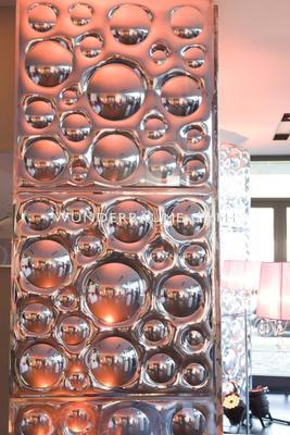Kulissen mieten & vermieten - Reliefwände silber - WUNDERRÄUME GmbH vermietet: Dekoration/Kulisse für Event, Messe, Veranstaltung, Incentive, Mitarbeiterfest, Firmenjubiläum in Lichtenstein/Sachsen