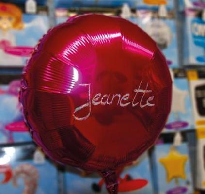 Basteln & Malen mieten & vermieten - Folienballons selber beschriften inkl. 19% MwSt. in Münnerstadt