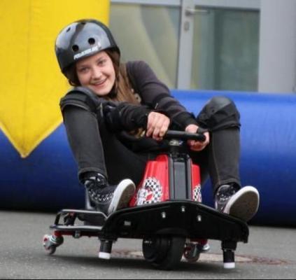 Funcars mieten & vermieten - Crazy Carts in Münnerstadt