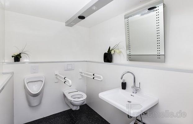 Toilettenwagen mieten & vermieten - Toilettenwagen  / Miettoiletten / Event Toiletten  in Lütjensee