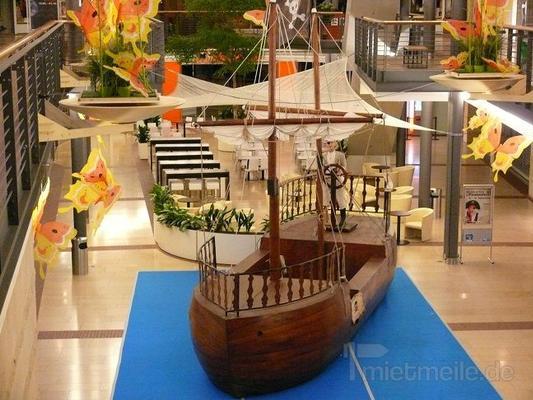 Maritime Deko & Schiffsmodelle mieten & vermieten - Piratenschiff - Kogge - Fregatte in Heringsdorf