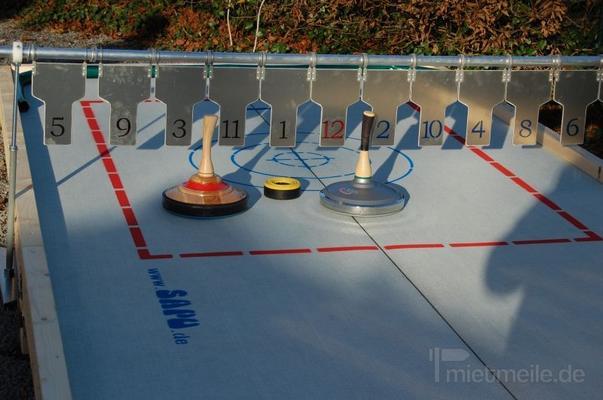 Curlingbahn mieten & vermieten - Eisstockbahn, Fun Curling, Eisstockschießen in Neukirchen-Vluyn