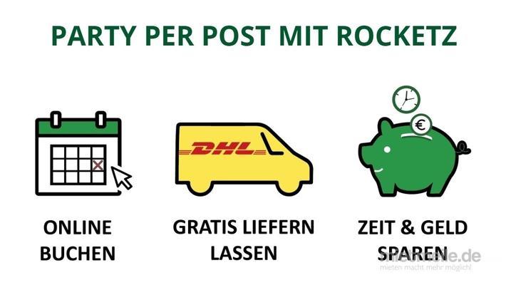 Tontechnik mieten & vermieten - EVENT & HOCHZEIT PAKET DELUXE - Mischpult, Mikro inkl. Lieferservice in Trier