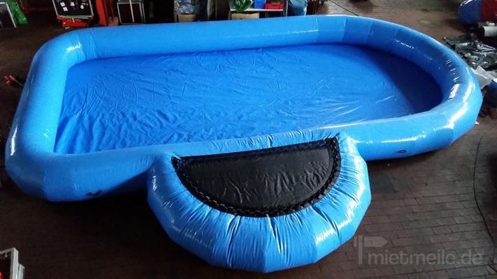 Wasserspiele mieten & vermieten - Pool - Wasserbecken -Wasser in Bramsche
