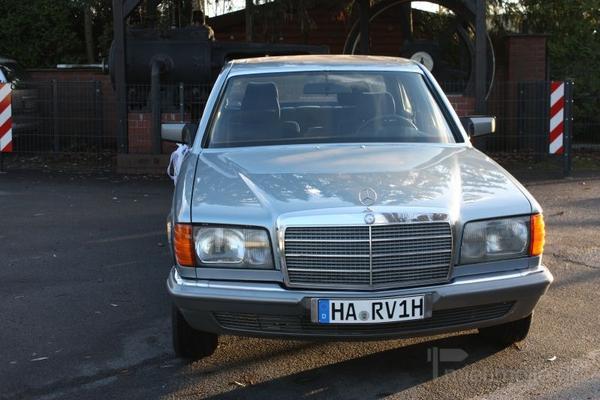 Hochzeitsauto mieten & vermieten - DB 280 SEL in Herdecke