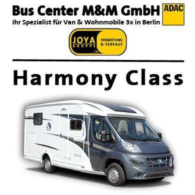 Wohnmobile mieten & vermieten - ADAC Wohnmobil Harmony Plus Class in Berlin