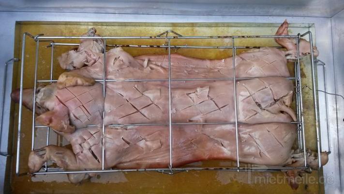 Grill & Ofen mieten & vermieten - La Caja China zu MIETEN in Kitzingen