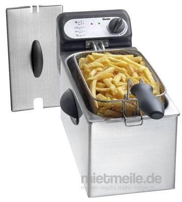 Grill & Ofen mieten & vermieten - Tischfriteuse 1 Becken 16A Starkstrom in Rosenheim