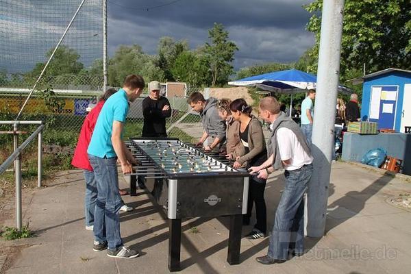 Tischkicker mieten & vermieten - XL Tischkicker ~ für 8 Spieler in Rheinmünster