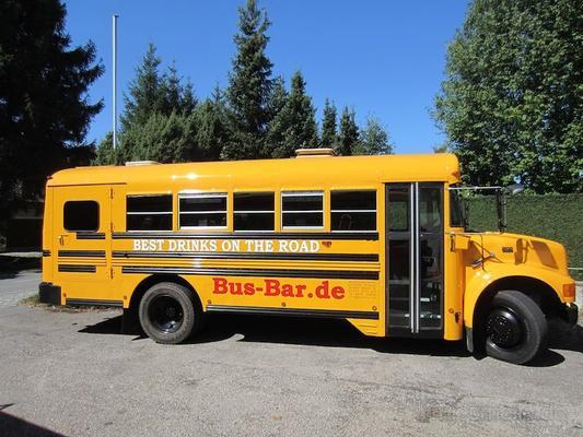 Partybus mieten & vermieten - Bus-Bar THE ORIGINAL 13 Partybusse an 7 Standorten in Erding