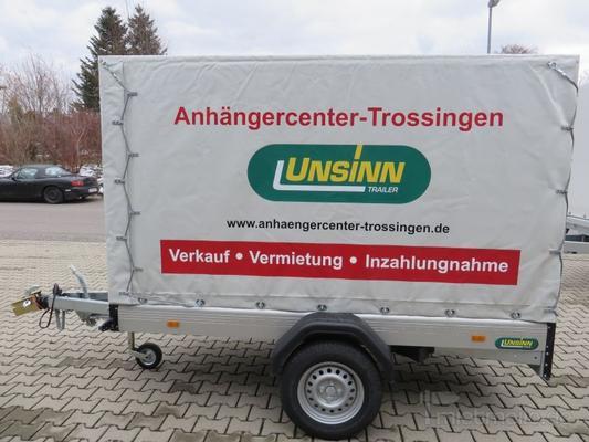 Planenanhänger mieten & vermieten - Planenanhänger 1300 kg in Trossingen