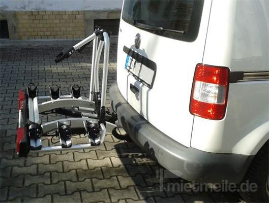 Fahrradträger mieten & vermieten - Premium Fahrradträger für AHK für 3 Fahrräder in Dresden
