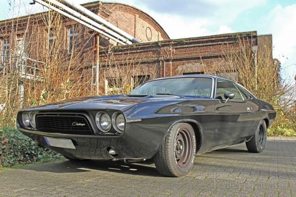 Oldtimer mieten & vermieten - Dodge Challenger 1973 zum Selberfahren! in Marl