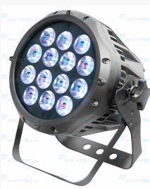 Lichttechnik mieten & vermieten - Bocatec 18x10W LED Outdoor-Scheinwerfer mieten in Buchholz in der Nordheide