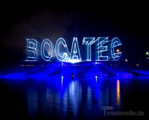 Spezialeffekte mieten & vermieten - Lasershows/Multimedia-Shows mieten in Buchholz in der Nordheide