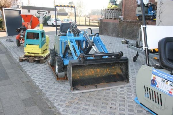 Radlader mieten & vermieten - Mini Radlader in Nettetal