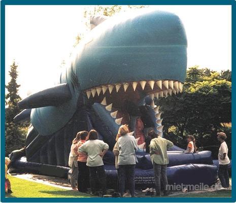Großspielgeräte mieten & vermieten - Der blaue Hai in Dinslaken