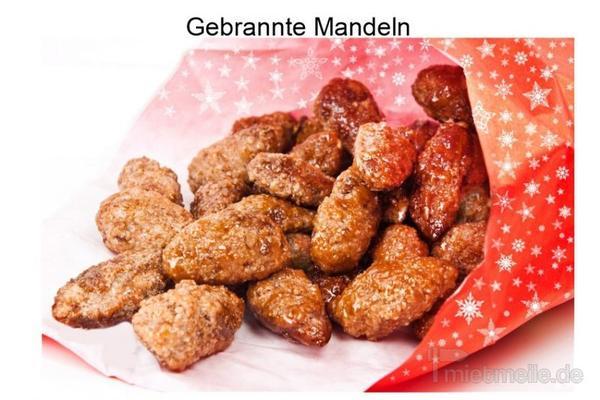 Verkaufsstand mieten & vermieten - Gebrannte Mandeln in Dinslaken