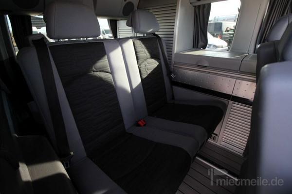 Wohnmobile mieten & vermieten - Mercedes Viano Marco Polo mit AHK in Langenselbold
