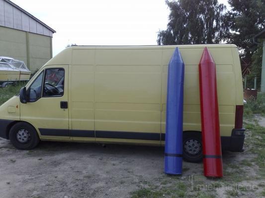 weitere Eventmodule mieten & vermieten - Riesenstifte mieten in Schwerin