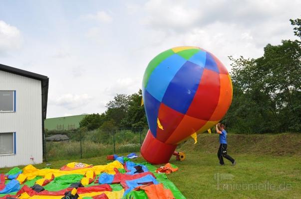 Skydancer mieten & vermieten - Skydancer Heißluftballon mieten in Schwerin