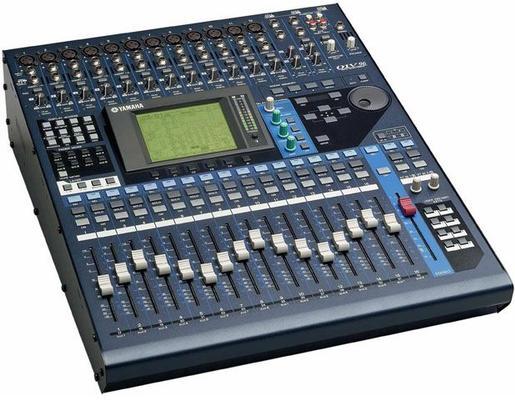Tontechnik mieten & vermieten - Digitalmixer Yamaha 01V96 V2 in Reinstädt