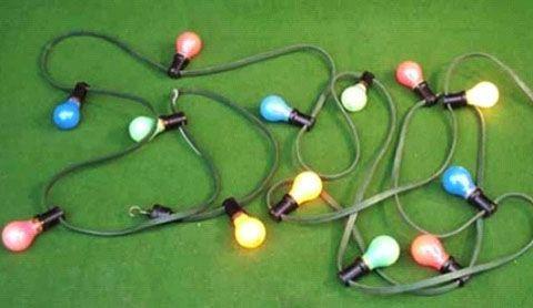 Lichttechnik mieten & vermieten - Partybeleuchtung / Lichterkette in Reinstädt