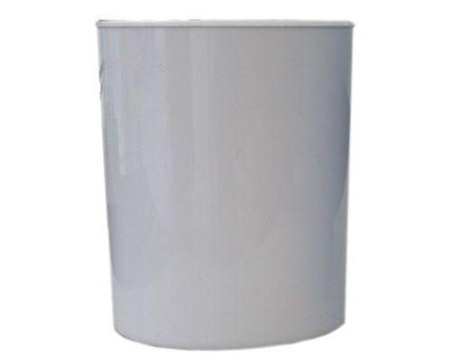 Buffetzubehör mieten & vermieten - Abfallbehälter klein weiß in Reinstädt