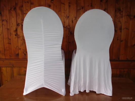 Stuhlhussen mieten & vermieten - Universal-Stretchhussen für fast jeden Stuhl in Reinstädt