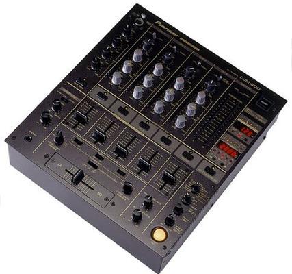 Tontechnik mieten & vermieten - DJ Mixer, PIONEER DJM 600 in Reinstädt