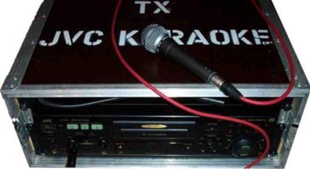 Karaoke Verleih mieten & vermieten - Karaokeplayer JVC in Reinstädt