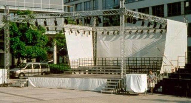 Traversen mieten & vermieten - Ground Support, 8 x 6 m in Reinstädt