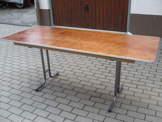 Tische mieten & vermieten - Klapptisch rechteckig 183x76 cm z.B. für Bankett in Reinstädt