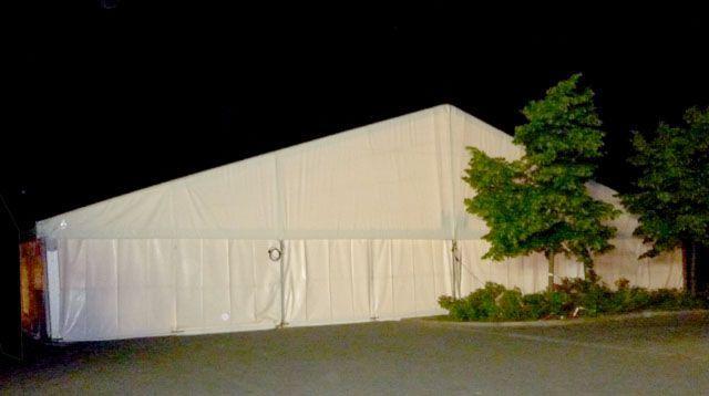 Festzelt mieten & vermieten - Festzelt 20 x 5 m in Reinstädt